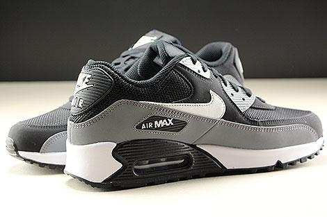 Nike Air Max 90 Essential Black White Cool Grey Innenseite