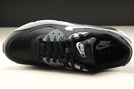 Nike Air Max 90 Essential Black White Cool Grey Over view