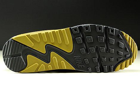Nike Air Max 90 Essential Cargo Khaki Cool Grey Black Outsole
