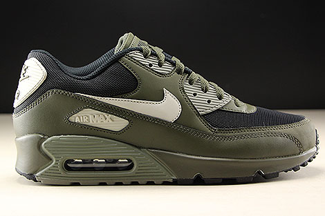 Nike Air Max 90 Essential Cargo Khaki Light Bone Right