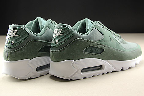 air max groen suede