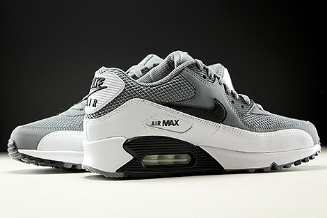 Nike Air Max 90 Essential Cool Grey Black White Inside