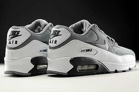 Nike Air Max 90 Essensielle Grå Og Hvit aADi2T