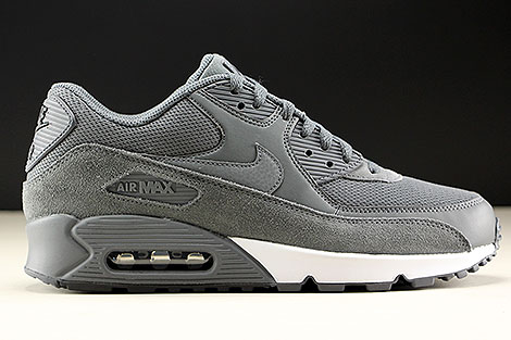 Nike Air Max 90 Essential Dark Grey Dark Grey Black