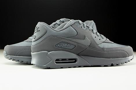 nike air max 90 all grey
