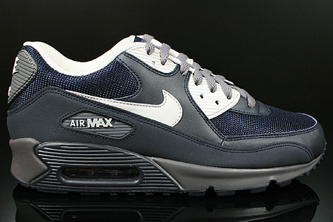 Nike Air Max 90 Dark Obsidian Neutral Grey Dark Grey