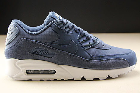 Nike Air Max 90 Essential Blau Weiss