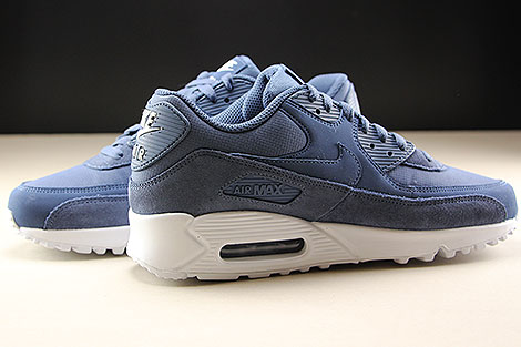 huge selection of c842c 5cdcb ... new zealand nike air max 90 essential diffused blue white inside b5a32  cf156