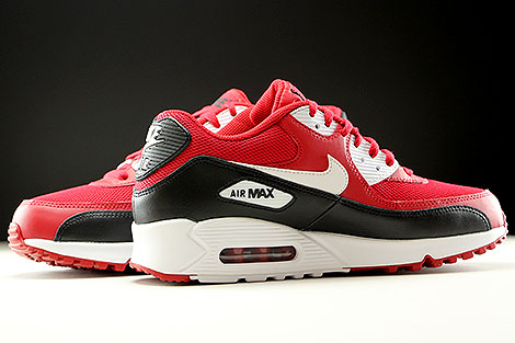 Nike Air Max 90 Essential Gym Red White Black Inside