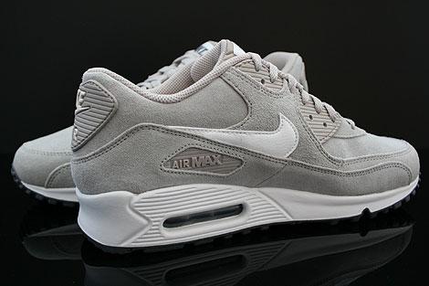 Nike Air Max Grau Weiß Rosa