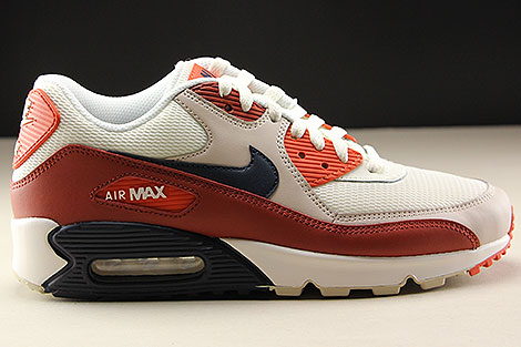 Nike Air Max 90 Essential Mars Stone Obsidian Vintage Coral Right