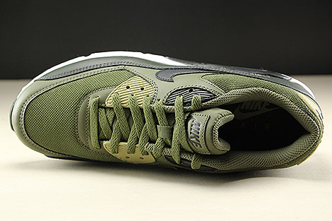 Nike Air Max 90 Essential Medium Olive Black Sequoia Oberschuh