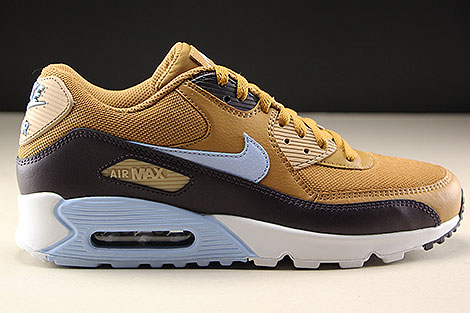 super popular 424da d75ca ... Nike Air Max 90 Essential Muted Bronze Royal Tint Right ...