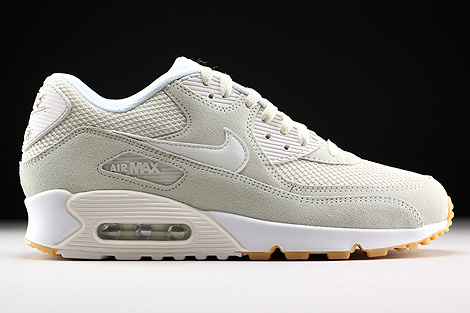 Nike Air Max 90 Essential Phantom White Gum Yellow Right