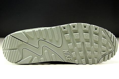 Nike Air Max 90 Essential Khaki Oliv Laufsohle