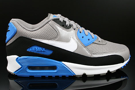 L90 Sport Photo http://purchaze.nl/nl/1113/nike-air-max-90-essential-sport-grey-white-black-photo-blue.html