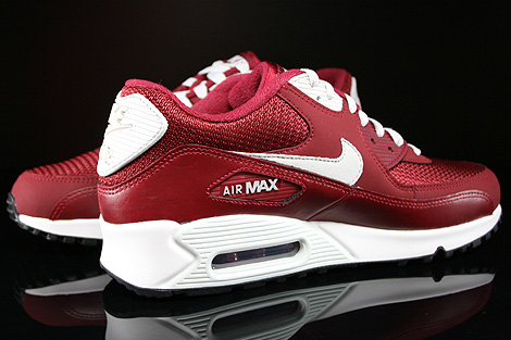 Nike Air Max 90 Essential Weinrot