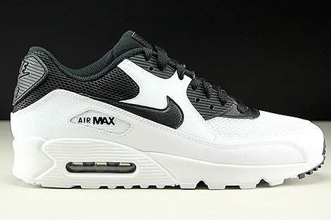 Nike Air Max 90 Essential White Black Right