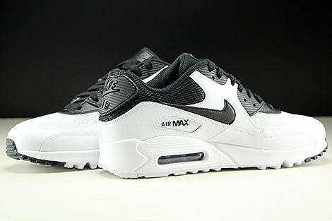 Nike Air Max 90 Essential White Black Inside