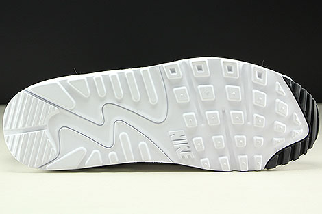 Nike Air Max 90 Essential White Black Outsole