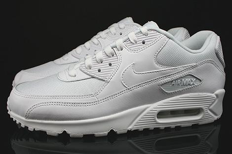 Nike Air Max 90 Essential Weiss Seitenansicht