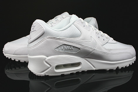 Nike Air Max 90 Essential White White White White Inside