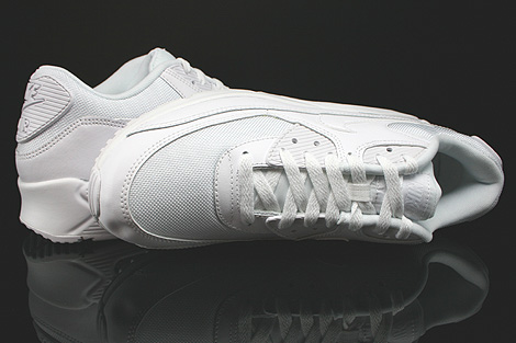 Nike Air Max 90 Essential White White White White Over view