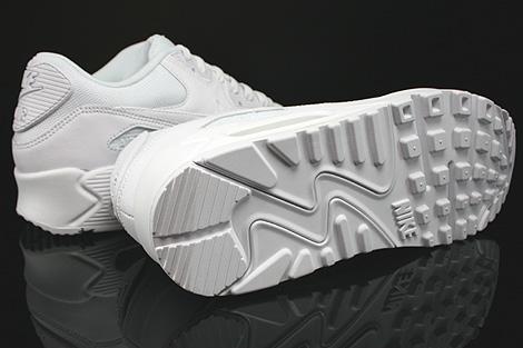 Nike Air Max 90 Essential Weiss Laufsohle