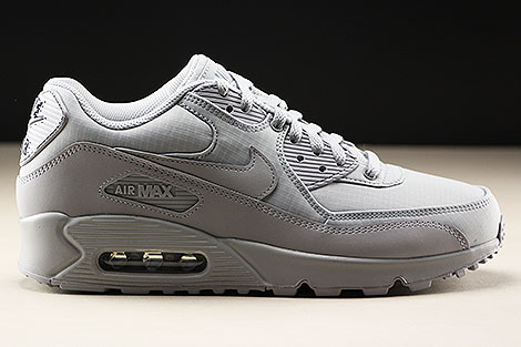 Nike Air Max 90 Essential Wolf Grey Wolf Grey Right