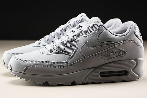 Nike Air Max 90 Essential Wolf Grey Wolf Grey Profile