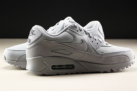 Nike Air Max 90 Essential Wolf Grey Wolf Grey Inside