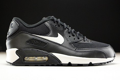 Nike Air Max 90 Flash GS Black Summit White Right