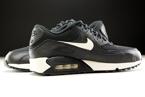 Nike Air Max 90 Flash GS Black Summit White Inside