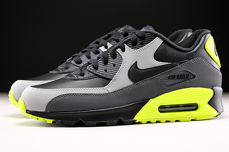 Nike Air Max Black And Green