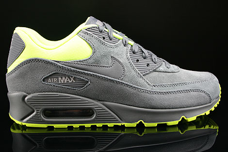 Medium Premium 90 022 Grey Max Volt Air Nike Grey Dark 333888 Purchaze ExwZqB0vvt