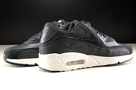 Nike Air Max 90 Ultra 2.0 LTR Black Summit White Inside