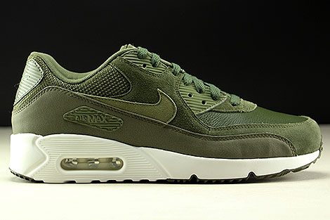 Nike Air Max 90 Ultra 2.0 LTR Cargo Khaki Medium Olive Right