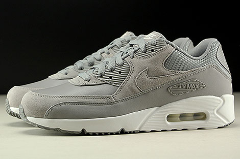Nike Air Max 90 Ultra 2.0 LTR Dust Summit White Profile