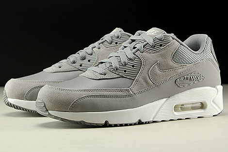 Nike Air Max 90 Ultra 2.0 LTR Dust Summit White Sidedetails