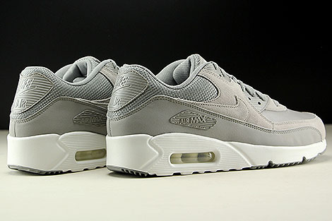 Nike Air Max 90 Ultra 2.0 LTR Dust Summit White Back view