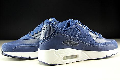 promo code 2429b 2487a ... Nike Air Max 90 Ultra 2.0 LTR Dunkelblau Weiss Innenseite ...