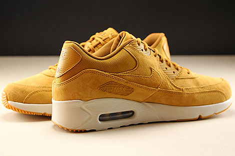 Nike Air Max 90 Ultra 2.0 LTR Wheat Wheat Light Bone Inside
