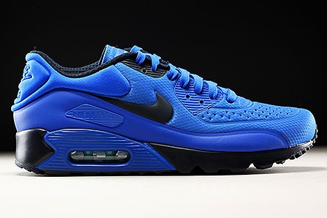 Nike Air Max 90 Ultra SE Hyper Cobalt Dark Obsidian Right