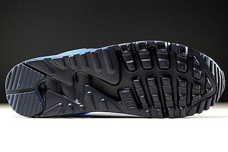 Nike Air Max 90 Ultra SE Blau Dunkelblau Laufsohle