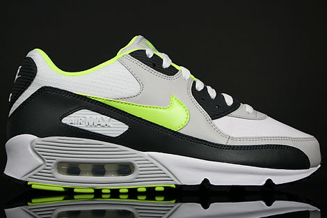 buy popular c9616 82a41 ... australia nike air max 90 white volt neutral grey anthracite ea119 51bb2