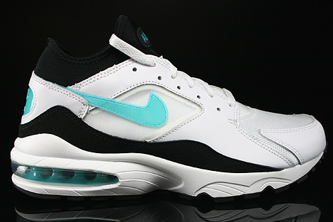 Nike Air Max 93 White Dusty Cactus Black