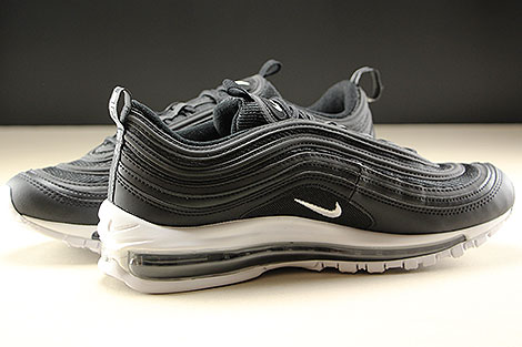 Nike Air Max 97 Black White Inside