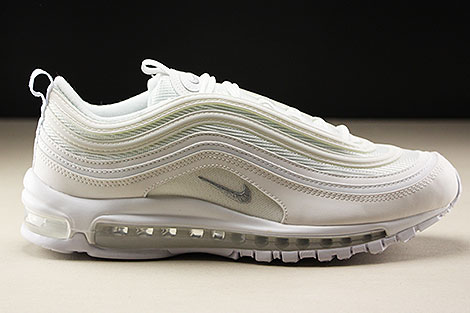 Nike Air Max 97 White Wolf Grey Black