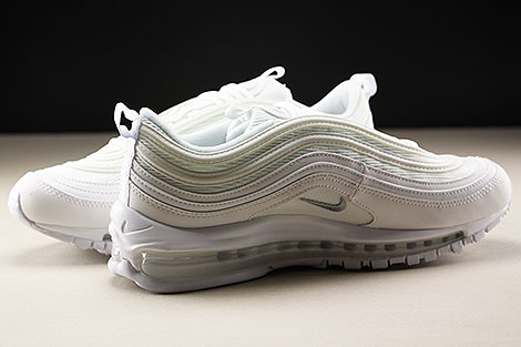Nike Air Max 97 White Wolf Grey Black Innenseite