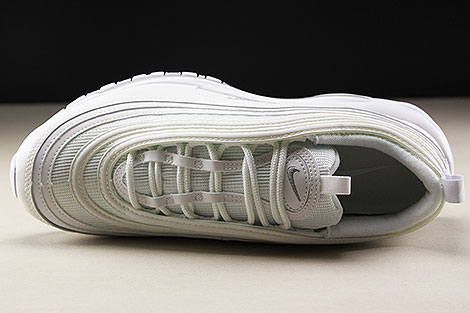 Nike Air Max 97 White Wolf Grey Black Oberschuh